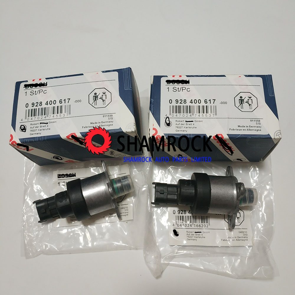 NEW//Genuine BOSCH Fuel Pressure Regulator Valve 0928400617// 0928 400 617