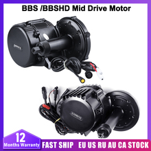 BBS02B Ebike-Motor Engine Mid-Drive Electric-Bike Bafang 8fun 250W 350W 1000W 500W 750W