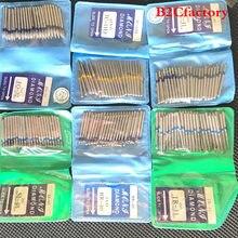 Fraises dentaires en diamant FG à grande vitesse pour le polissage et le lissage des dents