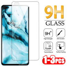 1-3 pces vidro protetor de proteção temperado o para oneplus nord protetor de tela para um mais nord vidro temperado para um plusnord