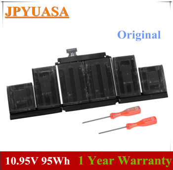 7XINbox 10.95V A1417 Laptop Battery For MacBook Pro 15