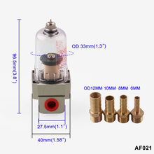 Tube Engine oil separator Catch Reservoir Tank Can Diesel Breather Out impurities Baffled Auto Mobile Mounting(China)