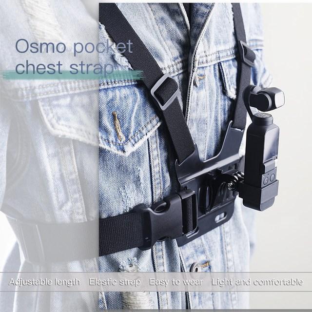 สายรัดปรับสายคล้องคอสำหรับ DJI OSMO กระเป๋า 3 แกนกล้อง Handheld อุปกรณ์เสริมอะแดปเตอร์ MOUNT