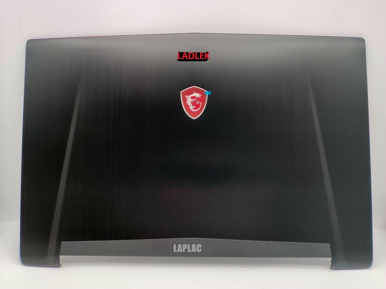 LCD back cover for MSI GT72VR 6RE//GT72VR 7RD//GT72VR 7RE Dominator Pro Rear Lid