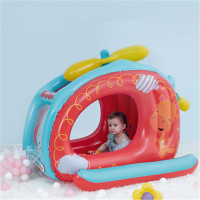 Kids Inflatable Indoor Games Baby Playground Children Cartoon Car Amusement Park Soft Play Equipment Play Ground Ocean Ball Pool
