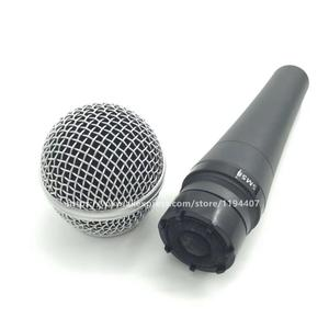 Image 5 - High Quality Version Professional SM58 Wired Microphone Vocal Karaoke Handheld Dynamic SM58LC Microfone Microfono Mike Mic