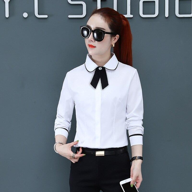 Купить корейская мода шифоновые женские блузки с коротким рукавом офисные