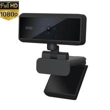 Auto Focus USB Kamera Digitale Volle HD 1080P Webcam mit Mikrofon Computer Web Kamera 5 Megapixel Web Cam веб камера Dropship