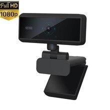 Otomatik odaklama USB kamera dijital tam HD 1080P Web kamerası mikrofon bilgisayar Web Cam dönemi 5 megapiksel Web Cam веб камера dropship