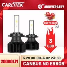 Car-Light Hb3-Lamp Turbo HB5 Hb4 9006 Canbus Audi Size-9007 H7 No-Error Mini H11 CARLITEK
