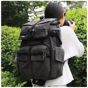 Image 3 - جديد حقيبة كاميرا عالية الجودة الوطنية الجغرافية NG W5070 حقيبة الكاميرا حقيقية في الهواء الطلق حقيبة كاميرا السفر (نسخة سميكة اضافية)