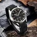 Top brand Corgeut 41mm men watch clock miyota 8215 Automatic Luxury Mechanical full steel Sapphire Glass men wristwatch