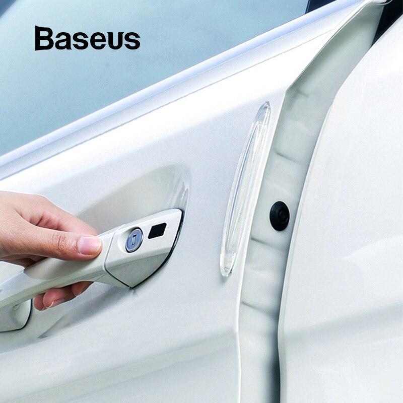 Baseus Auto Deur Guard Edge Corner Protector Guards Buffer Trim Molding Protection Strip Scratch Protector Autodeur Crash Bar