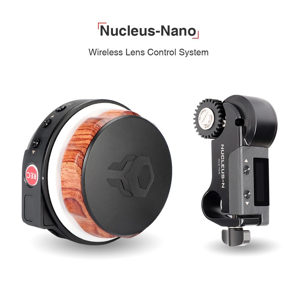 TILTA Nucleus-Nano Lens control system Wireless Follow Focus Motor Wheel /& case