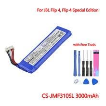 Аккумулятор для bluetooth колонки cs jmf310sl jbl flip 4 батарея