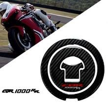 Dla Honda CBR1000RR CBR 1000RR pokrywa ochronna paliwa motocykla 3D carbon fiber klej naklejka ochrona 2004 2005 2006 2007  2013