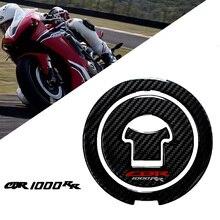 Für Honda CBR1000RR CBR 1000RR motorrad kraftstoff schutz abdeckung 3D carbon faser kleber aufkleber schutz 2004 2005 2006 2007  2013