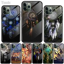 The Dream Catcher Mandala Fitted Case for Apple iPh