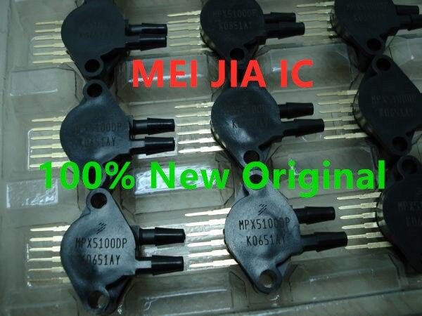 10PCS MPX5100DP MPXV5100DP 100%New Original  MPX5100 MPXV5100D Pressure Sensor Brand