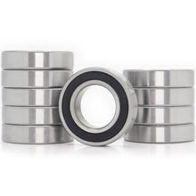 6904 2RS Bearing ABEC 1 (10PCS) 20x37x9 mm Thin Section 6904 2RS Ball Bearings 6904RS 61904 RS
