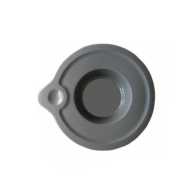 1Pcs Glass Bowl Cover Spare Replacement Parts With Pouring Spout For Kitchenaid K5GB KSM5GB 5 Quart Tilt-Head Stand Mixers