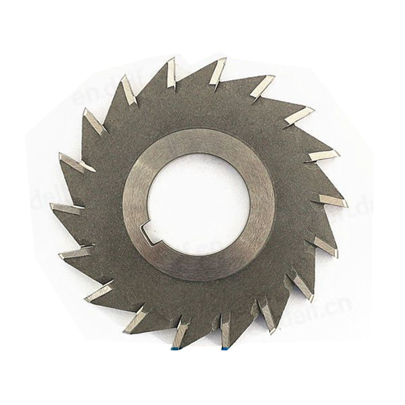 LIVTER Customized Hss Side And Face Milling Cutter Disc Milling Cutter