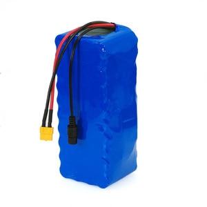Image 3 - Умное устройство для зарядки никель металлогидридных аккумуляторов от компании Liitokala: 36V 8Ah 500w 18650 Перезаряжаемые батарейный блок XT60 разъем изменение велосипеды, электрическое транспортное средство вагонетки с противовесом + 42В 2A Зарядное устройство