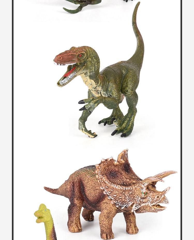 dinossauro brinquedos com tapete de chão dino