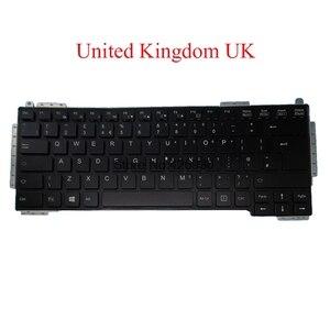 Image 3 - Ноутбук с подсветкой US RU UK PO IT SW BE клавиатура для Fujitsu S904 S935 T904 T935 T936 U904 Португалия швейцарская Италия Бельгия Новинка
