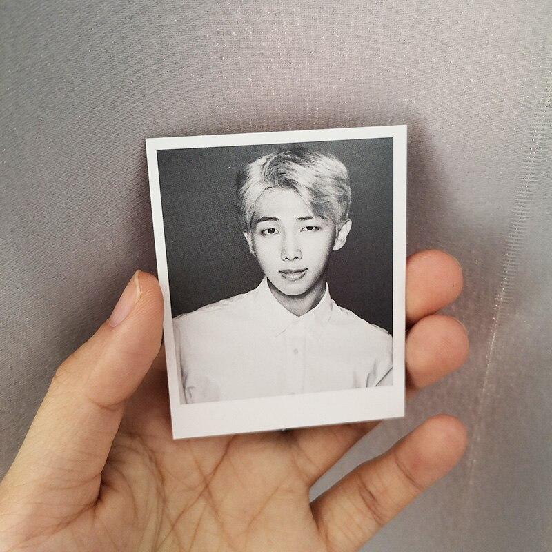 56PCS Kpop Bangtan Boys Wings Commemorative Collector's LOMO Card Photobook JIMIN JIN SUGA J-HOPE JUNG KOOK Love Yourself