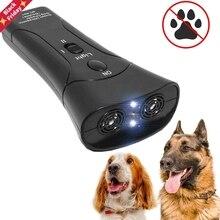 Repeller-Control-Trainer-Device Stop Pet Pet-Dog Bark Deterrents Dogs Training Ultrasonic