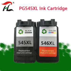 Image 1 - PG545 CL546 Cartridge for Canon PG 545 CL 546 PG 545 Ink Cartridge for Pixma IP2850 MX495 MG2950 MG2550 MG2450 Printer