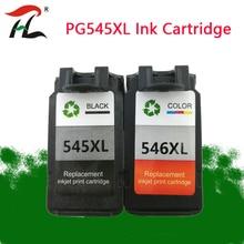 PG545 CL546 kartridż do canona PG 545 CL 546 PG 545 pojemnik z tuszem do Pixma IP2850 MX495 MG2950 MG2550 MG2450 drukarki
