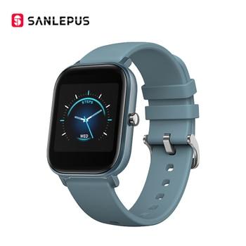 SANLEPUS Global Version Smart Watch IP67 Waterproof Smartwatch 2020 New Men Women Fitness Bracelet Band For Android Apple Xiaomi 8
