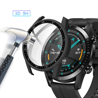 Protector de pantalla de vidrio templado para reloj inteligente Huawei GT 2 E 2E GT2 GT2E 46mm 46mm