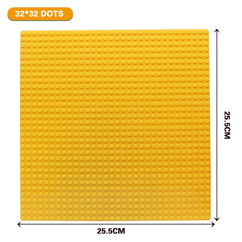 32X32 Light Yellow