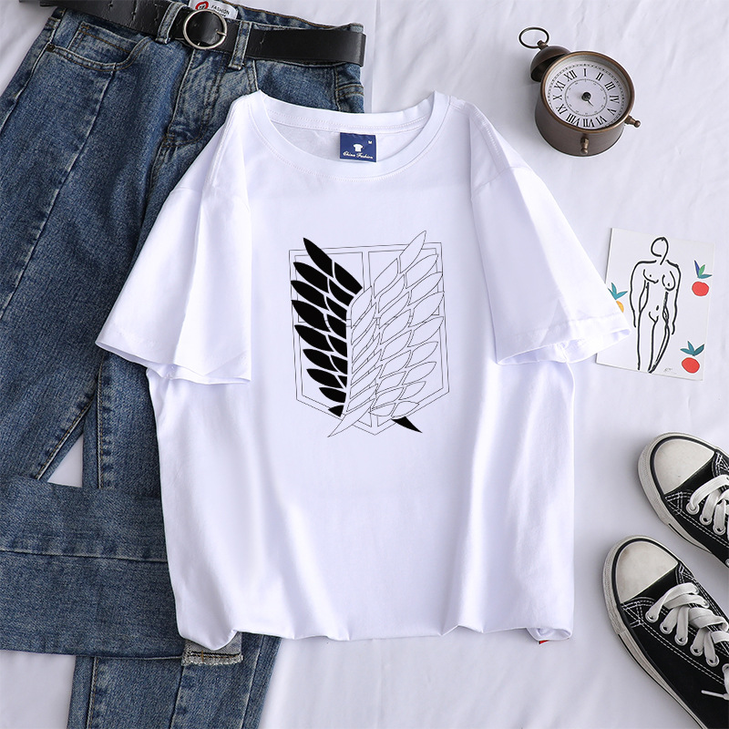 Womens Short Sleeve Tops,Loose T-Shirts Casual Printing Cotton Blouse Tops Funny Shirts Summer Tee Tops