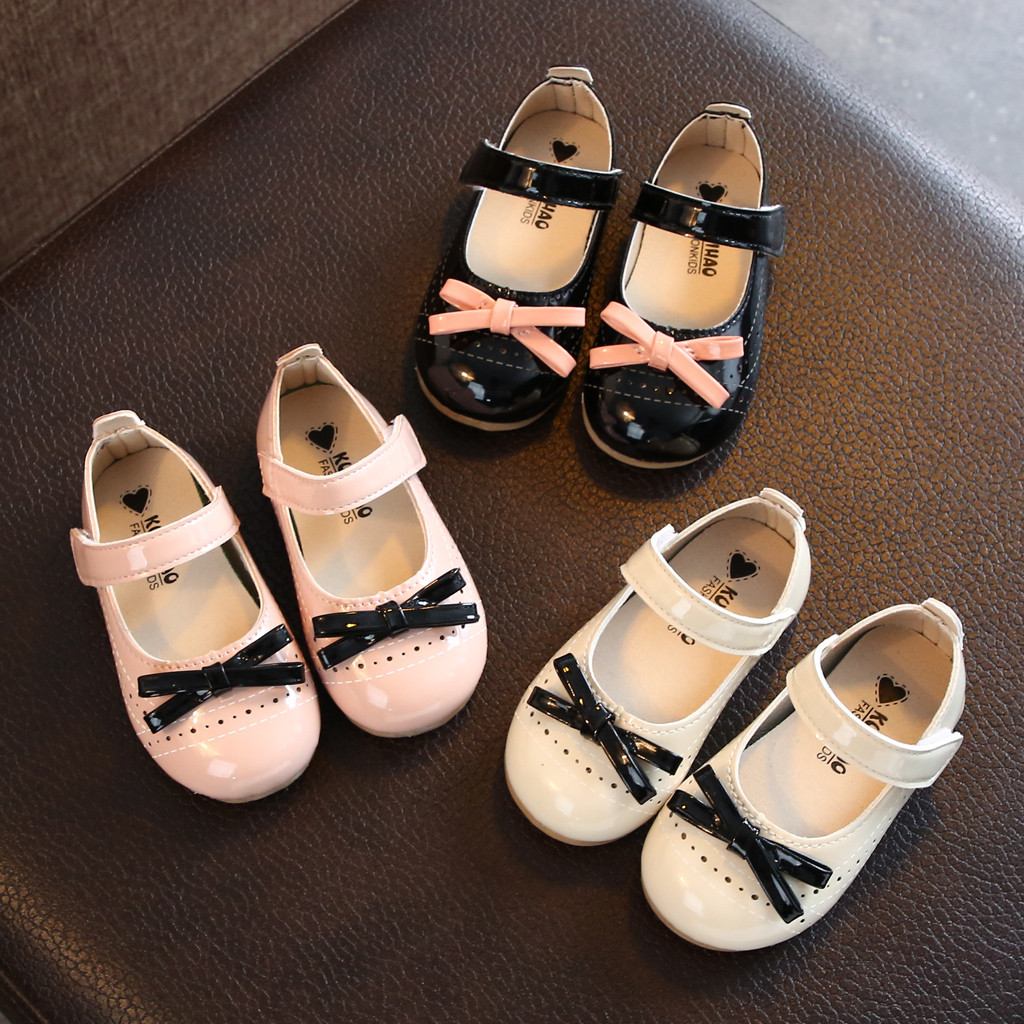 Baby Girls Shoes School Shoes Princess