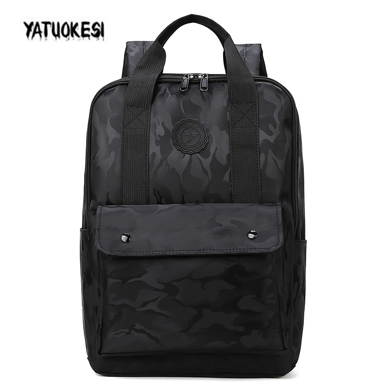 2020 Fashion Waterproof Hand Backpack For Men Japanese&Korean Harajuku-Style Schoolbags Laptop Travel Bag Mochila Feminina Mujer