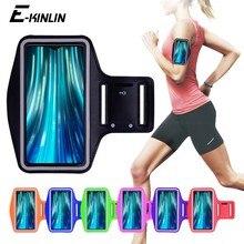 Running gym telefoon houder tas cover voor xiaomi redmi note 9s 9 8 7 5 6 pro mi max 2 3 11 10 10t 9t 9 8 a3 a2 lite arm band case