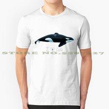 I < 3 keiko legal design camiseta na moda t orca assassino baleia baleias baleias baleia golfinho marineland seaworld msq miami
