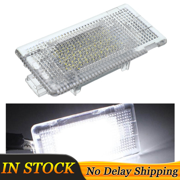 12V 24 LED Interior Luggage Light Car Trunk Boot Light Glove Box Lamp For BMW E90 E92 E66 E61 E90 LCI F01 F02 image