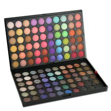Professional Makeup Set 120 Colors Eyeshadow Palette Blush P
