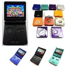 IPS LCD remis à neuf pour Game Boy SP pour Console GBA SP avec rétro éclairage iPS rétro éclairé LCD Mod Console et 5 niveaux de luminosité