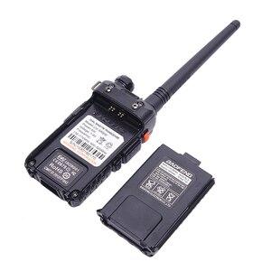 Image 5 - 2 шт. реальная 5 Вт/8 Вт Baofeng UV 5R рация UV 5R мощная Любительская любительская радиостанция CB UV5R двухдиапазонный приемопередатчик 10 км Интерком