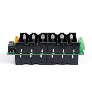 Image 3 - 18650 support de batterie 24V 18650 puissance mur 6S batterie Pack équilibreur conseil 6s 40A BMS PCB batterie boîtier Kit de bricolage Ebike batterie