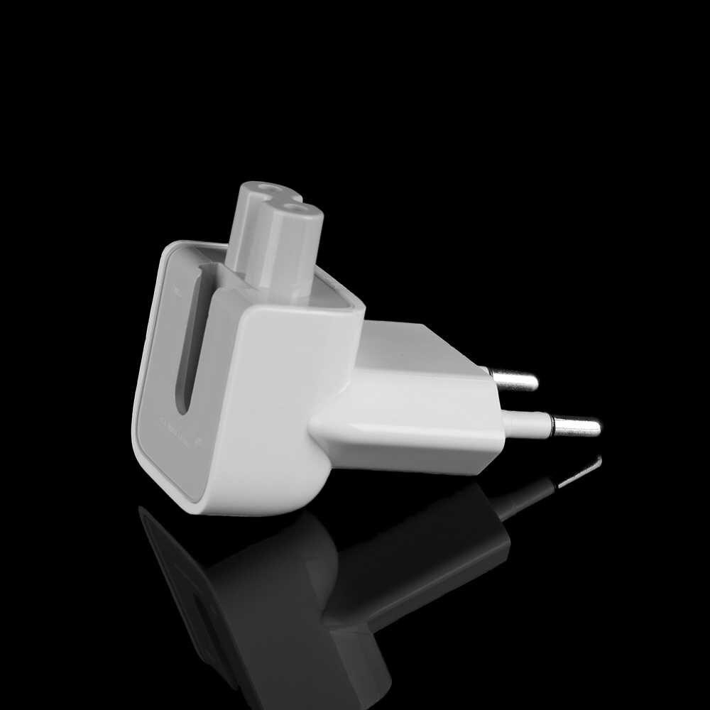 1PC universel EU AC prise murale adaptateur tête de canard chargeur pour Apple MacBook Pro Air accessoires d'ordinateur portable