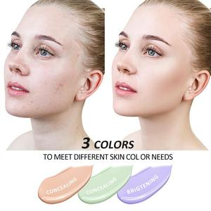 Image 2 - ZEESEA Base Face Foundation Cream Full Coverage Concealer Oil control Easy To Wear Soft Professional Makeup Foundation Full 30g