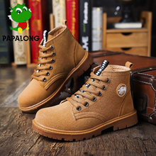 New Winter Products 2019 kids shoes boys children winter  martin shoe boy snow boots sneakers