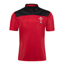 2020 Welsh Thuis Mannen Rugby T-shirt Wales Sport Jersey S-5XL(China)